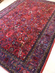 Antique Persian Heriz  7.1 x 10    SOLD