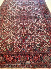 Antique Persian Heriz  6 x 9.8     SOLD