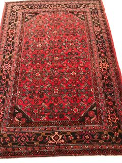 Antique Persian Dagazine  4.5 x 6.6