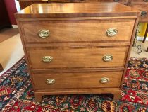 Federal-Style Mahogany Chest of Drawers