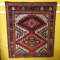 Antique Caucasian Karabaugh  4.3 x 5
