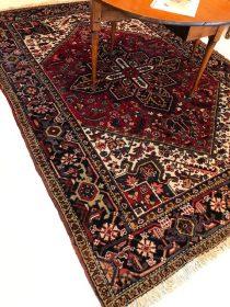 Antique Persian Heriz  6.6 x 9.3   SOLD