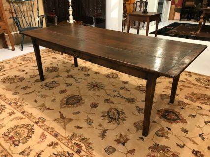 Antique American Pine Farm Table   SOLD