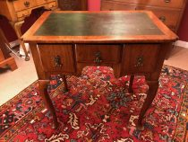18th c English Walnut Lowboy