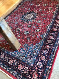 Antique Persian Sarouk  7.2 x 10.8  SOLD