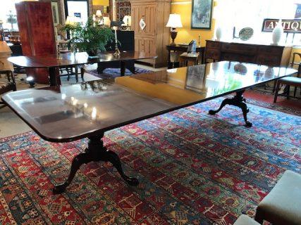 Henredon Mahogany Banquet/Dining Table   SOLD