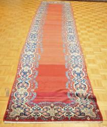 Mid 20th C Persian Sarouk  3.6 x 17.8