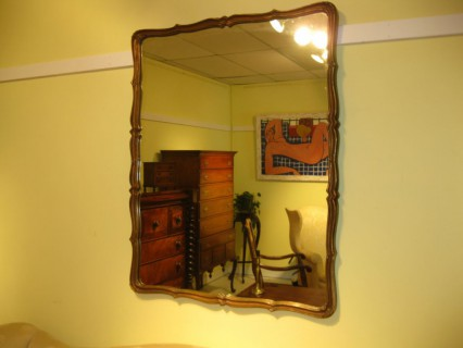 19th c French Mirror