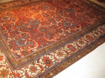 Antique Persian Sultanabad  8.10 x 12
