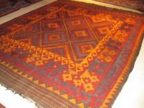 Antique Turkish Kilim8.5 x 10.6