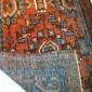 Antique Persian Heriz  2.3 x 9.3
