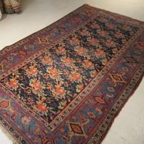 19th c Persian Bidjar   4.6 x 7.3    SOLD