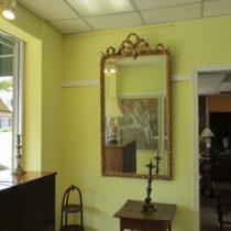 19th c English Giltwood Mirror