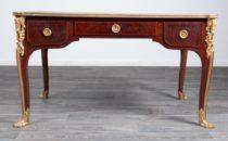 19th c Louis XV French Desk