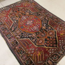 Antique Persian Borchelu   4.5 x 6.5