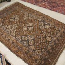 Antique Persian Balouchi  4.5 x 6.5