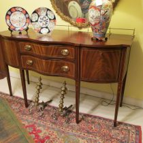 Mahogany Federal-Style Sideboard  SOLD