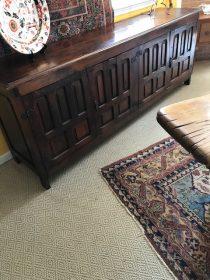 English Oak Sideboard  SOLD