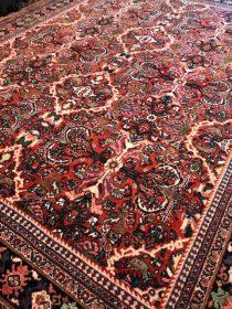 Antique Persian Mahal  11.2 x 14.2