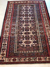 19th c Caucasian Lesghi Kazak  4.3 x 6.1