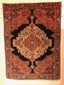 Antique Persian Ferehan Sarouk   3.6 x 5     SOLD