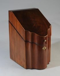 Federal Mahogany Knife Box