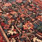 Antique Persian Serapi  9.11 x 12.8