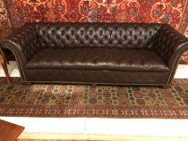 English Chesterfield Sofa     SOLD
