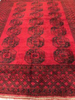 Antique Turkoman Bokhara  8.4 x 10.4