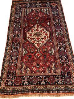 Antique Persian Gashgai  3.3 x 5.6     SOLD